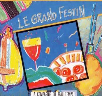 Le grand festin : Évelyne Girardon