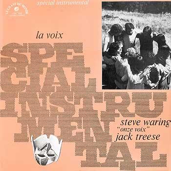 Spécial instrumental La voix : Évelyne Girardon