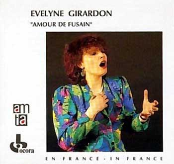 Amour de fusain : ÉVELYNE GIRARDON
