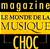 Choc le Monde de la musique