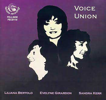 Voice Union : Évelyne Girardon