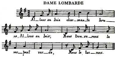 Dame Lombarde