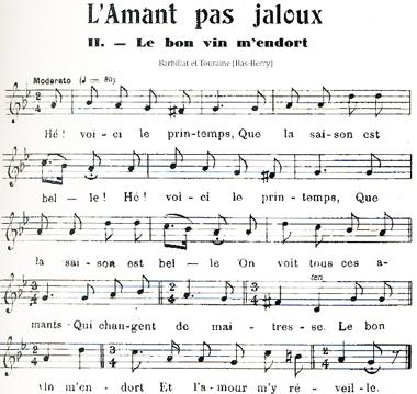 Barbillat et Touraine : Évelyne Girardon