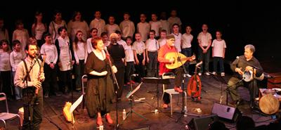 Noces Bayna en concert