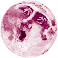 Lune qui chante