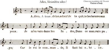 Alexandrine - Vincent d'Indy
