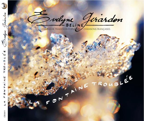 La fontaine Troublée : Évelyne Girardon