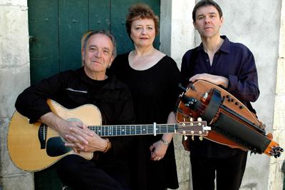 Soig Sibéril, Évelyne Girardon, Gilles Chabenat