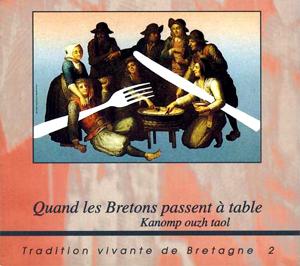 Quand les bretons passent à table