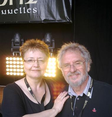 Evelyne Girardon-Gilles Servat