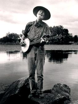 Pete Seeger-Eau