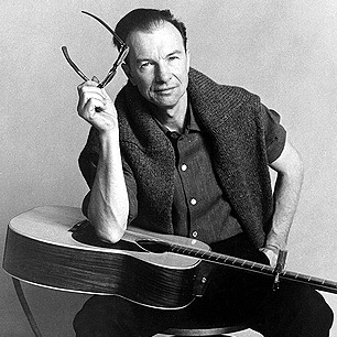 Pete Seeger-lunettes
