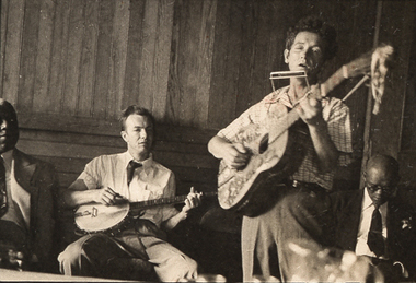 Woody et Pete
