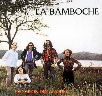La saison des amours : la Bamboche - Évelyne Girardon