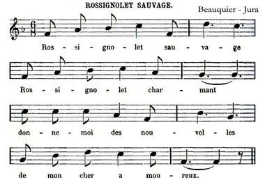Rossignolet Beauquier