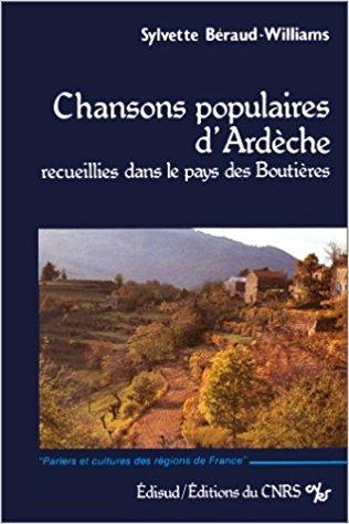 Chansons populaires d'Ardèche