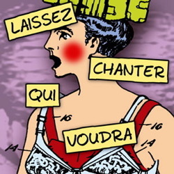 Logo Laissez chanter